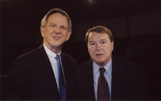 Jim Lehrer: A Journalism Icon