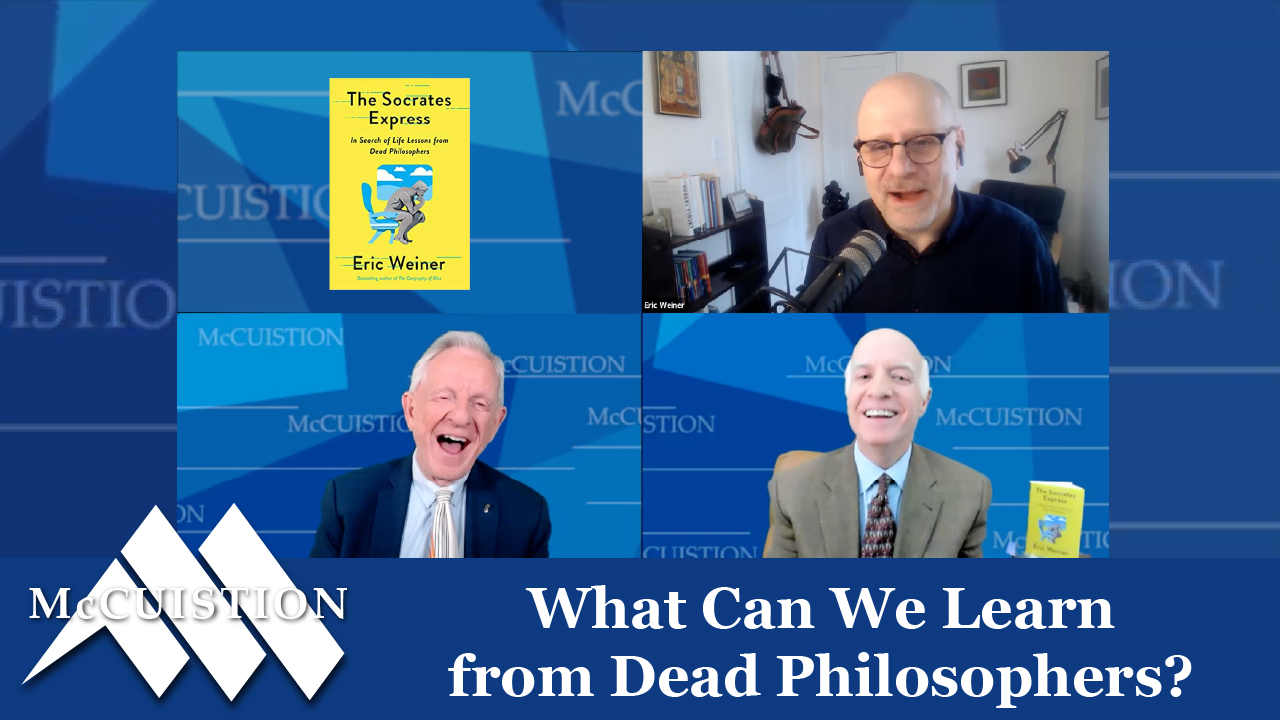 What Can We Learn from Dead Philosophers?