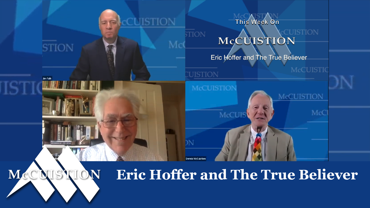 Eric Hoffer and The True Believer (2715)
