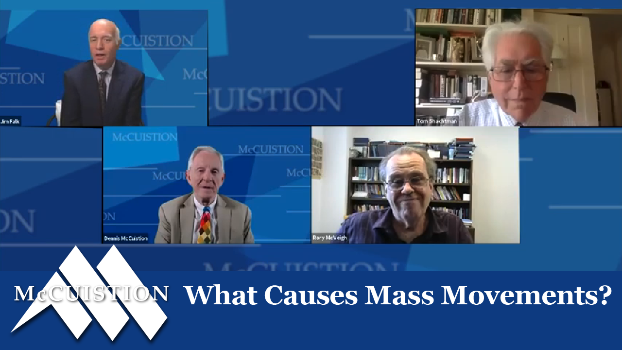 What Causes Mass Movements? (2716)