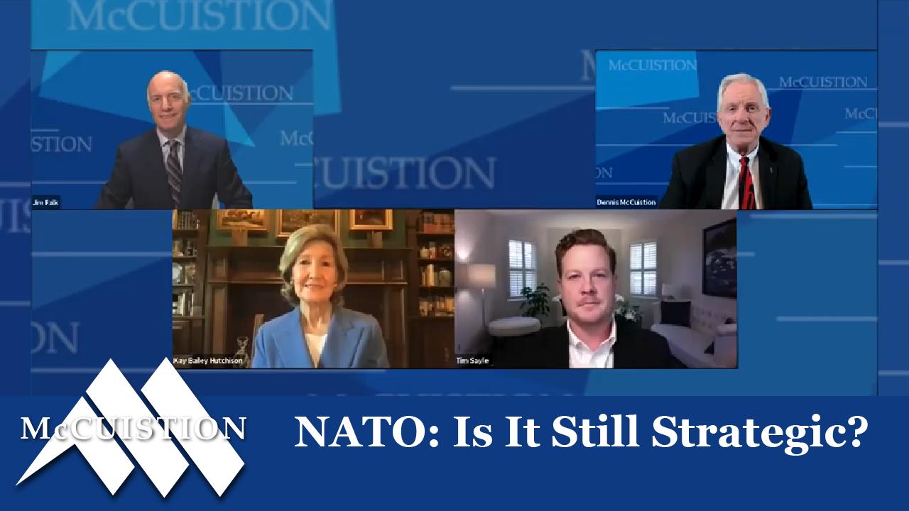 NATO: Is It Still Strategic? (2717)